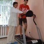 Петропавловская районная больница — с новым отделением физиотерапии!