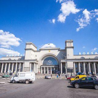 вокзал, Днепр