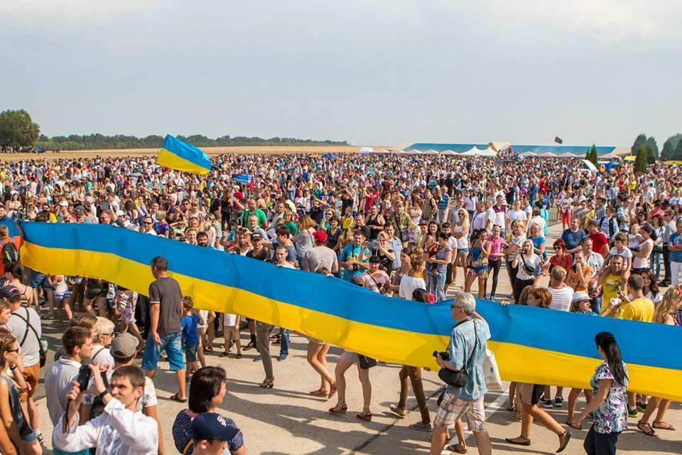 день независимости, Украина, флаг