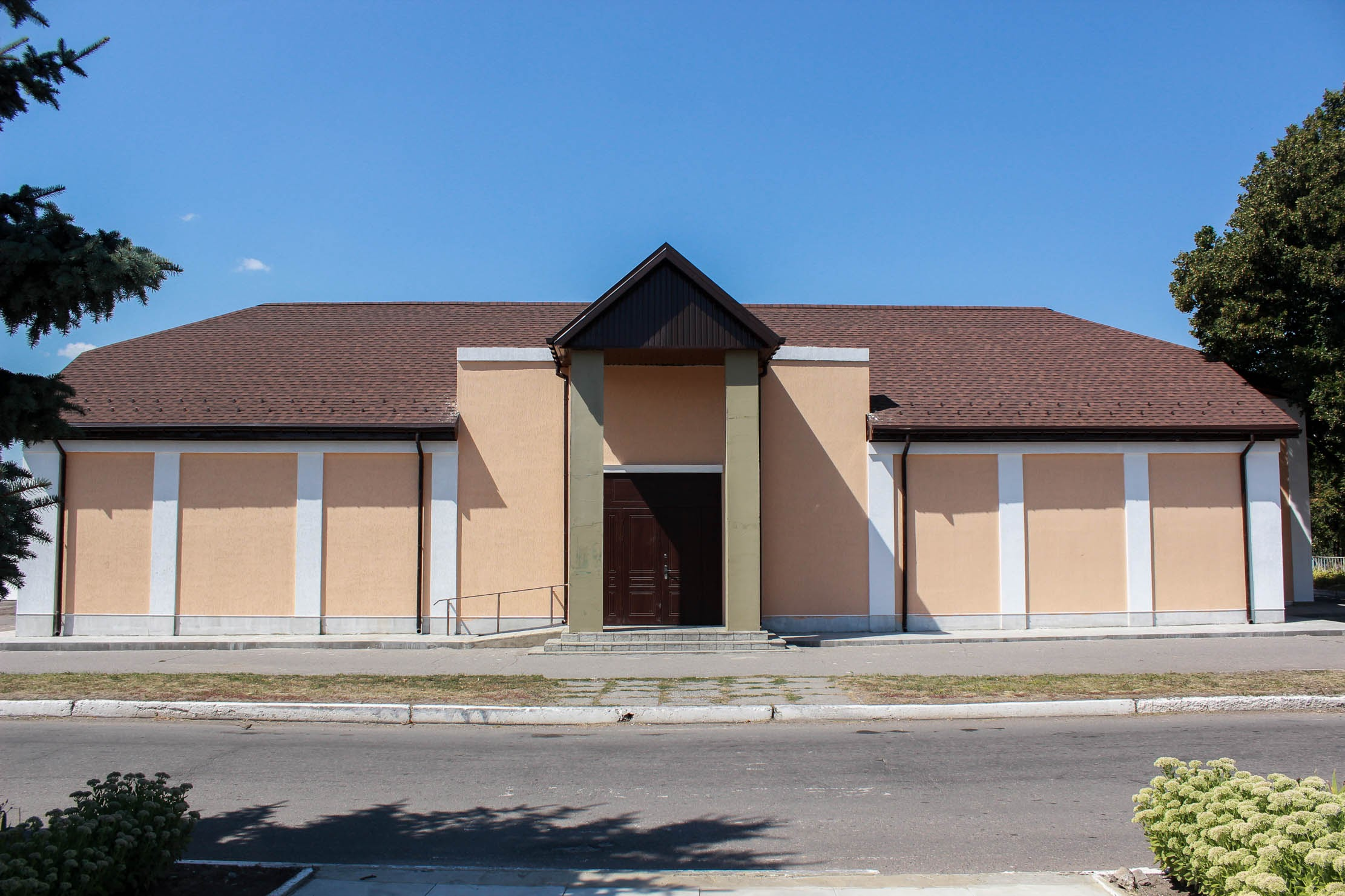 будинок культури, ремонт