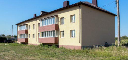 социальное жилье, Днепровская область