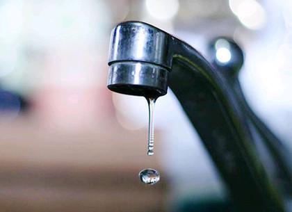 вода, кран