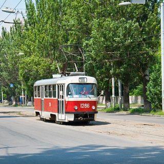 трамвай, Дніпро