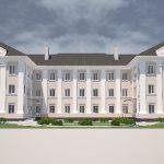 В області розпочато будівництво паліативного центру