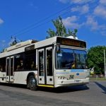 Завтра електротранспорт Дніпра відновлює маршрут свого руху