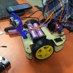У Дніпрі відбувся обласний етап Міжнародних змагань з робототрафіку