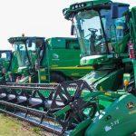 Аграрії області вже зібрали понад 1,9 млн тонн ранніх зернових