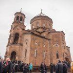 У Дніпрі відкрили вірменську Апостольську церкву Святого Григора Лусаворича
