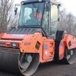 На Криворізькій трасі продовжується капітальний ремонт