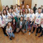 Форум «Молодь Дніпра-2018» зібрав понад півтисячі учасників