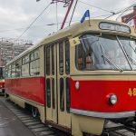 Як зміниться рух дніпровського трамваю №11 9 грудня