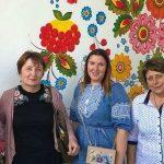Майстри з Петриківки розмалювали у Грузії будинок