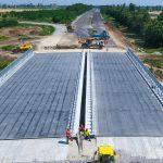 На об'їзній навколо Дніпра завершили будувати новий міст