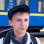 Діти АТОвців повернулися з канікул у Данії