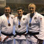 Дніпровські спортсмени стали чемпіонами Європи з дзюдо