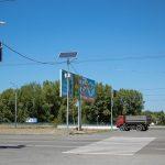 У Дніпрі на Набережній Заводській встановили нові світлофори