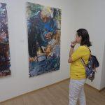 У Дніпрі відкрилася виставка картин «Жебраки»