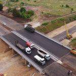 На об'їзній навколо Дніпра випробовують новий шляхопровід