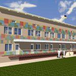 В Марганці триває реконструкція інфекційного відділення міської лікарні