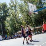 У Дніпрі провели Кубок Молодіжної ради зі стрітболу