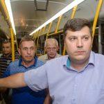 У Дніпрі запустили тестовий тролейбус на житловий масив Сокіл