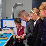 В Покрові та Нікополі відкрилися школи робототехніки
