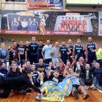 Дніпровські баскетболісти перемоги в першій грі за Суперкубок України