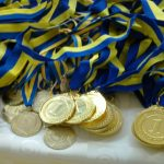 Три «золота» вибороли легкоатлети області на юнацьких Олімпійських іграх
