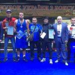 Боксери Дніпропетровщини повернулися з Кубку України з трьома медалями