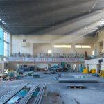 У Кам'янському реконструють півстолітній спорткомплекс «Прометей»