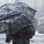 9 грудня по області оголошено штормове попередження