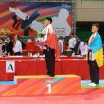Дніпрянин здобув «бронзу» на чемпіонату світу з тхеквондо