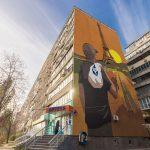 У Дніпрі триває фестиваль вуличного мистецтва