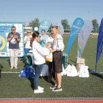 У Дніпрі стартував легкоатлетичний турнір