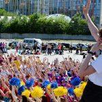 У Дніпрі відбувся шкільний танцювальний батл