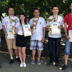 Дніпровська команда двічі стала чемпіоном України з шахів