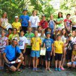 Дніпряни вдало виступили на чемпіонаті Європи з веслувального слалому
