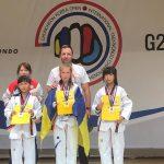 Дніпряни стали переможцями та призерами міжнародного турніру з тхеквондо