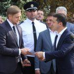 У Дніпрі представили нового голову Дніпропетровської ОДА