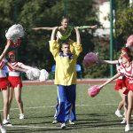 У Дніпрі відкрили веикий шкільний стадіон