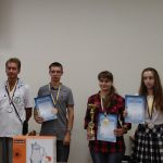 Дніпровські шахісти вдало виступили на чемпіонаті міста