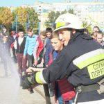 Дніпровські надзвичайники провели зустріч зі школярами