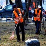Молодіжний парк Дніпра будуть прибирати боржники з виплати аліментів