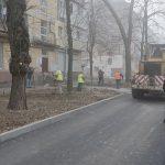 У Дніпрі триває ремонт внутрішньоквартальних доріг