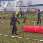 В Днепре открылась первая официальная площадка для выгула собак