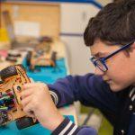 У Дніпрі пройдуть змагання юних робототехніків