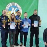 Спортсмени області здобули три медалі на Перших європейських сільських іграх