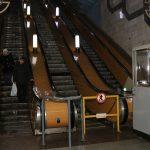 У дніпровському метро модернізують ескалатори