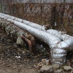 У Придніпровську за ніч ліквідували два прориви теплотраси