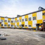 У Перещепиному триває реконструкція опорної школи